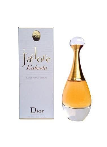 Dior Dior Jadore L'absolu Edp Absolue 75 ml Kadın Parfüm Renksiz